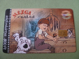 Hungary: Nice Thematic Low Issued Card - Hongrie