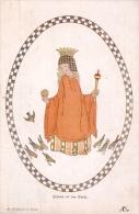 "H. Willebeek Le Mair  -  The Children´s Corner : ""Queen Of The Birds"" - Le Mair"