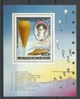 """Hte-Volta Bloc YT 22 """" 1ere Ascension Dans L´atmosphère """" 1983 Neuf** - Alto Volta (1958-1984)"""