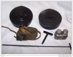 Lot Pour PPSH41  Urss Russe Ww2 - Armas De Colección