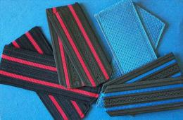 LOT DE 4 PAIRES DE PATTES D'EPAULES SOVIETIQUES OU RUSSES - Uniforms
