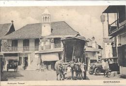 Ned.Indie -Soerabaja -Arabische Tempel - Indonesien