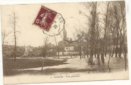 44  OUDOUN      VUE  GENERALE - Oudon
