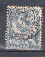 LEVANT YT 17  Oblitéré 1903  SALO  ??? - Levant (1885-1946)