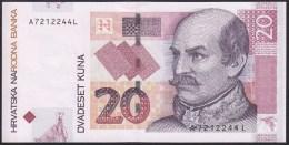Croatia 20 Kuna 2001 P39 UNC - Croatia