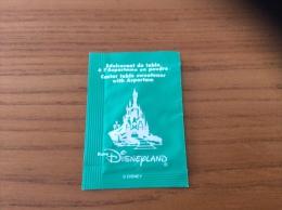 "Sachet De Sucre ""Euro Disneyland"" Edulcorant CARTE BLANCHE - Sugars"