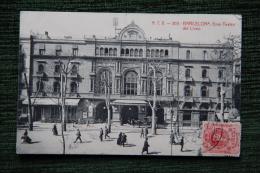 BARCELONA , Gran Teatro Del Liceo - Barcelona