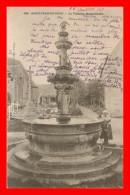 **SAINT JEAN DU DOIGT La Fontaine Monumentale (scan Recto Verso) - Saint-Jean-du-Doigt