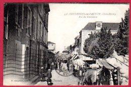 79 COULONGES-sur-l'AUTIZE - Rue Du Commerce - Coulonges-sur-l'Autize