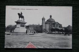 BARCELONA - Parque, Monumento A Prim - Barcelona