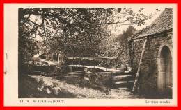 **SAINT JEAN DU DOIGT Le Vieux Moulin (scan Recto Verso) - Saint-Jean-du-Doigt