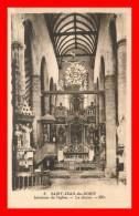 **SAINT JEAN DU DOIGT Intérieur De L'église Le Choeur (scan Recto Verso) - Saint-Jean-du-Doigt