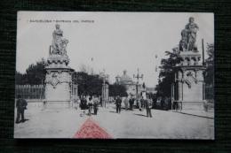 BARCELONA - Entrada Del Parque - Barcelona