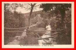 **SAINT JEAN DU DOIGT La Vallée Des Moulins(scan Recto Verso) - Saint-Jean-du-Doigt