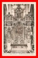 **SAINT JEAN DU DOIGT Intérieur De L'église St Pierre Rétable Du Choeur (scan Recto Verso) - Saint-Jean-du-Doigt