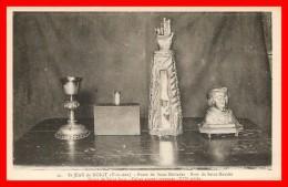 **SAINT JEAN DU DOIGT  Buste De Saint Mériadec Bras De Saint Maudet Doigt De Saint Jean(scan Recto Verso) - Saint-Jean-du-Doigt