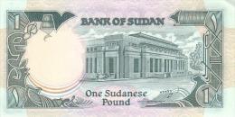 SUDAN P. 39 1 P 1987 UNC - Soudan