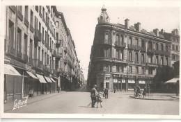 SAINT ETIENNE ... RUE DE LA REPUBLIQUE - Saint Etienne