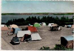 Carantec Le Camping Et La Rivière De Morlaix - Carantec