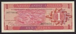 Netherlands Antilles 1 Gulden 1970 P200 UNC - Antillas Neerlandesas (...-1986)