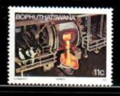BOPHUTHATSWANA, 1984, MNH Stamp(s), Definitives Industry 11 Cent, Nr(s)  120 - Bophuthatswana
