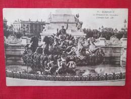 BORDEAUX (gironde) Le Monument Des Girondins Groupe Sud - Monuments