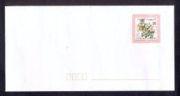 Tunisia 2003 -  Postage Stationary - Flore  In Tunisia - Wild Dog Rose - Tunisie (1956-...)