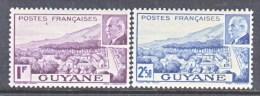 FRENCH  GUIANA   170 A-B    *    VICHY - French Guiana (1886-1949)