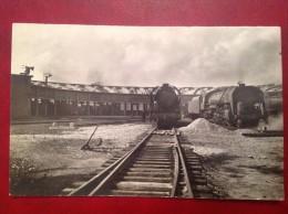 52 Haute Marne CHALINDREY La Rotonde (Aiguillage Locomotive) - Chalindrey