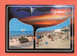 MERLIMONT-PLAGE -  Multivues - France