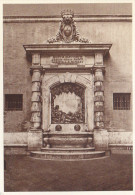 Siena - Monte dei Paschi di Siena - Fontana commemorativa FG NV