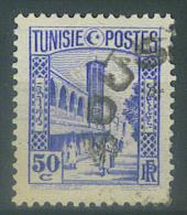 """VEND BEAU TIMBRE DE TUNISIE N° 171 + CACHET """"SOUSSE"""" !!!! - Oblitérés"""