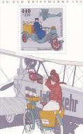 Minisheet: Germany 1997 Tag der Briefmarke mint/** (M11)