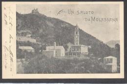 9807-MOLASSANA(GENOVA)-1909-FP - Genova (Genoa)