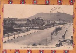 1 Cpa Hendaye Boulevard De La Plage - Hendaye