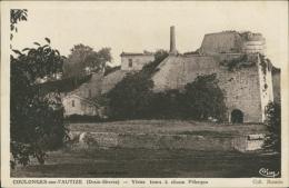 79 COULONGES SUR L´AUTIZE / Le Vieux Fours à Chaux Pélorges / - Coulonges-sur-l'Autize
