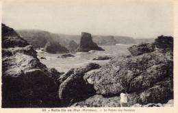 ROCHERS = ENSEMBLE DE 9 CARTES - Belle Ile En Mer