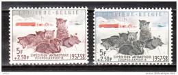 1030 & 31 **          Cote 38.50 - Unused Stamps