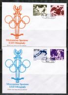 PL 1983 MI 2862-65 FDC - FDC