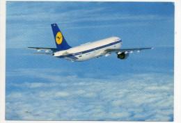 Lufthansa A300 - Flugzeuge