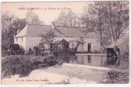 PONT-de-BRAYE - Le Moulin De La Flotte -ed. Gilbert Frères - Other Municipalities