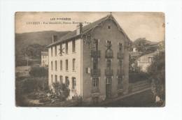 Cp , Commerce , 65 , LOURDES , Stelle Matutina Villa , Confort Moderne , Cuisine Soignée , écrite 1923 , 2 Scans - Restaurants