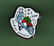 CMCAS LYON *** JARDINS OUVRIERS *** (053) - Villes