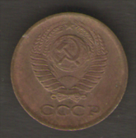 RUSSIA 1 KOPEK 1980 - Russia
