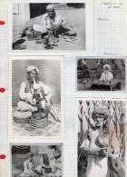 Lot De 9 Cartes Et Photos PAKISTAN  (LAHORE)     Trés Animée Année 1950     (5) - Pakistan