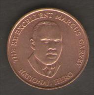 GIAMAICA 25 CENTS 1995 - Giamaica