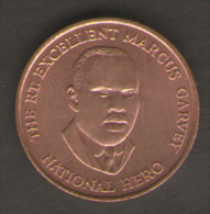 GIAMAICA 25 CENTS 1995 - Jamaica