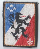 ECUSSON MILITAIRE 3° CA CORPS D´ ARMEE - Blazoenen (textiel)