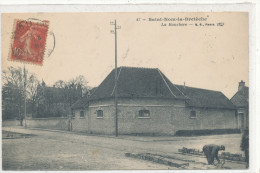 SAINT NOM LA BRETECHE  La  Ranchere  Animée - St. Nom La Breteche