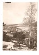 CPA ( Carte Photo?) : 07 LA LOUVESC : Le Village Vu Du Mont Besset - Peu Commune - La Louvesc